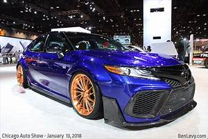 Toyota Camry Trd Edition 2018 Rutledge Wood