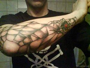 Spiderweb Tattoos | Tattoo Designs, Tattoo Pictures | Page 2