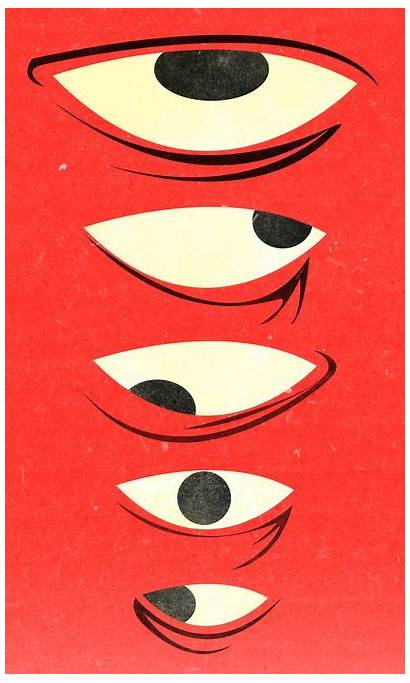Eye Graphic Arte Society6 Draw Way Artsy