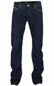 Robins Jeans | Mens Dark Blue Jeans | Boudi UK