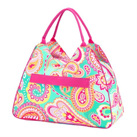 water beach bag  zipper extra large beach tote bag