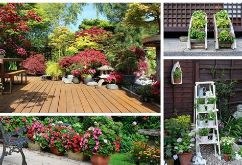 screens for gardens 35 patio potted plant and flower ideas creative and