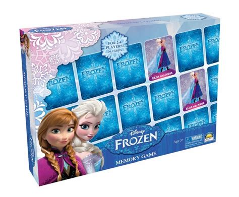disney frozen memory game toy  mighty ape nz