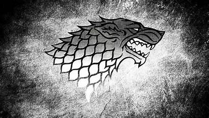 Stark Sigils Thrones Gray Animal Wallpapers Desktop