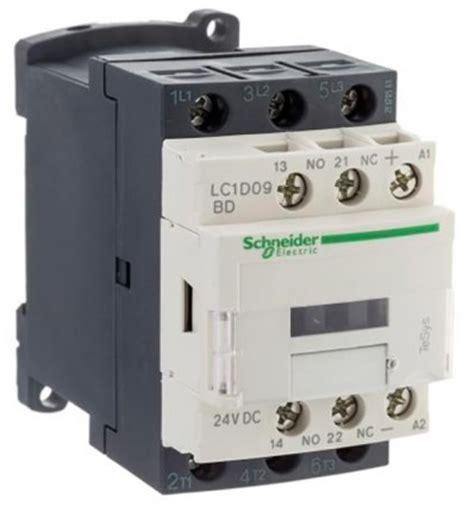 contacteur puissance schneider lc1d09 12 18 pompes h2o