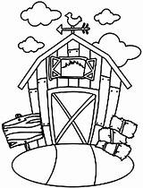 Barn Coloring Pages Straw Rice Stack Colorluna Printable Pottery Sheets Designlooter Getcolorings 16kb 790px Drawings sketch template