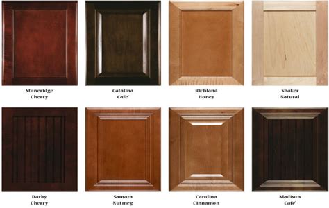 Kitchen Cabinet Stain Color Samples  Video And Photos