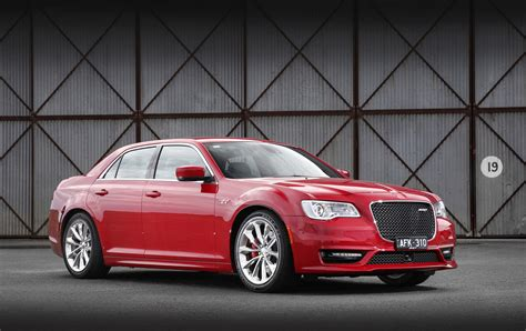 2015 chrysler 300 srt pricing and specifications photos