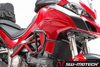 Ducati Multistrada Engine 1200 Crash Bars Sw