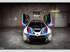 Custom Wrapped BMW i8 by Prowrap in The Netherlands GTspirit