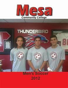 Mesa C.C. Men's Soccer Media Guide 2012 by Wayne Block - Issuu