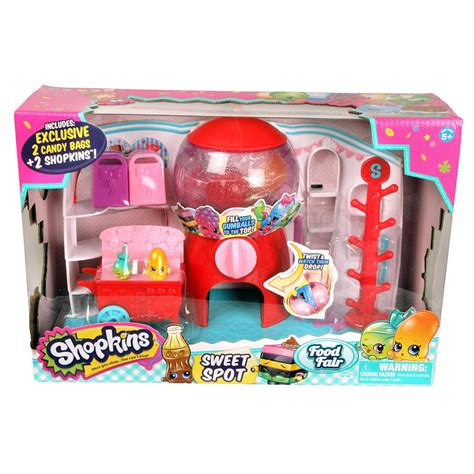 Gumball Machine Stand by Shopkins Gumball Season 4 Playset The Granville Island
