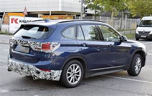 Spyshots: 2020 BMW X1 Facelift Spotted Testing in Germany
