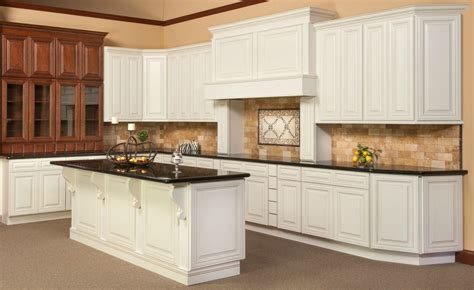 10x10 kitchen cabinets with island all wood kitchen cabinets 10x10 cambridge antique white