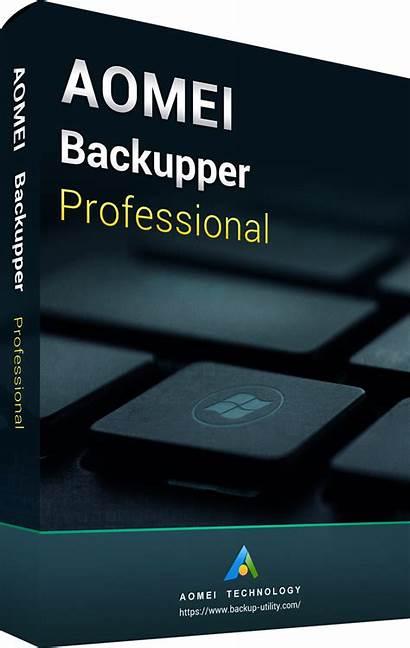 Aomei Backupper Key Edition Professional Global