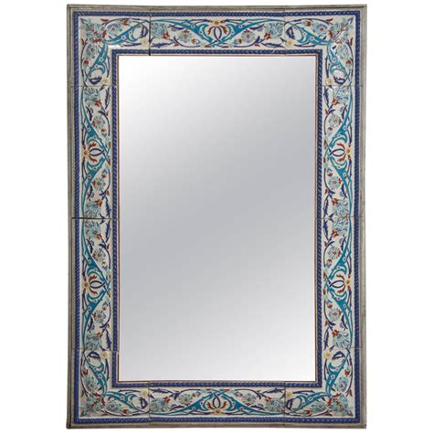 glass tile mirror border images
