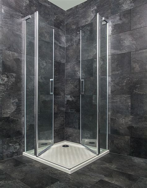 esg 8 mm preis eckeinstieg duschabtrennung duschkabine sondergrößen