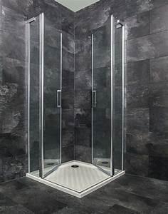 Glas Falttür Innen : duschabtrennung glas eckeinstieg ~ Sanjose-hotels-ca.com Haus und Dekorationen