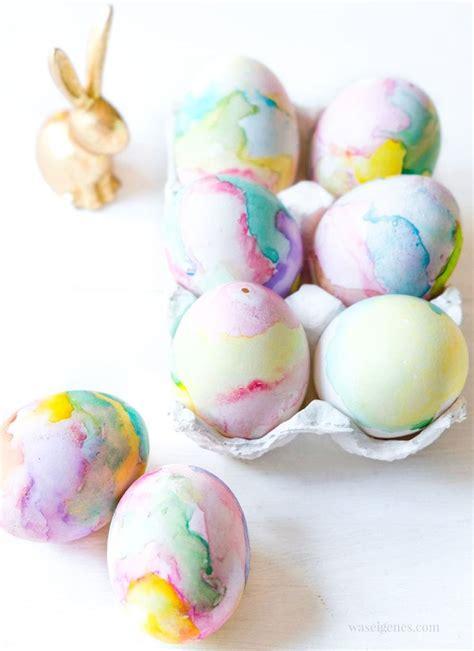Ostereier Bemalen 7 Kreative Diy Ideen by Die Besten 25 Ostereier Bemalen Mit Kindern Ideen Auf