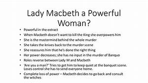 Lady Macbeth - ... Macbeth Scene Quotes