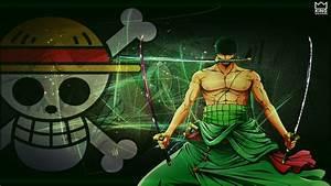 Zorro Wallpaper - @One Piece by Kingwallpaper on DeviantArt