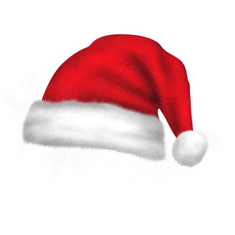 santa hat icon free download as png and ico formats