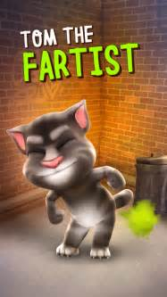 what is a tom cat talking tom cat on the app