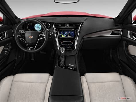 cadillac cts pictures dashboard  news world