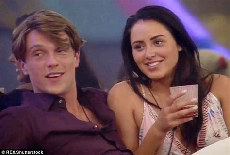 marnie simpson and lewis bloor cosy up in swimwear snap on