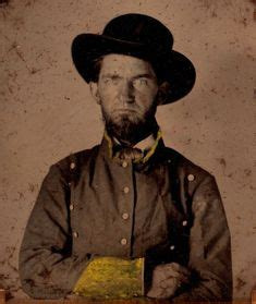 unidentified private  texas cavalry regiment