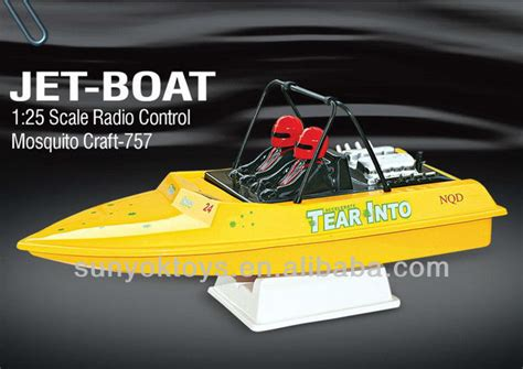 Rc Jet Boat Tear Into by Special Design 1 25 Scale Nqd Tear Into Rc Jet Boat Rc