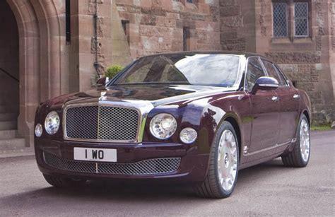 Bentley Debuts Royal Diamond Jubilee Edition