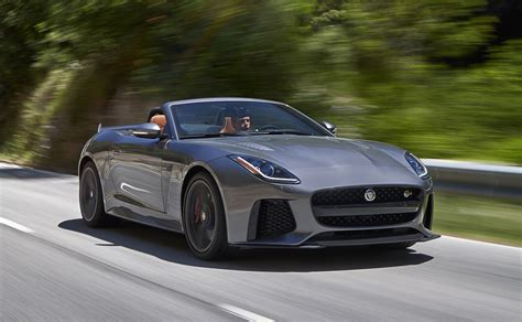 The Type Svr Jaguar All Weather Supercar Luxurious