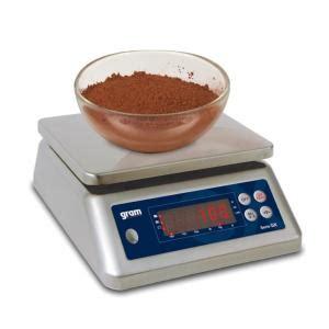 balance pour cuisine balance pour cuisine pro étanche 15kg x 1g