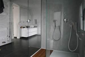 Stuccolustro Im Bad : badezimmer dusche ohne fliesen kalkdesign pinterest bad badezimmer und baden ~ Bigdaddyawards.com Haus und Dekorationen
