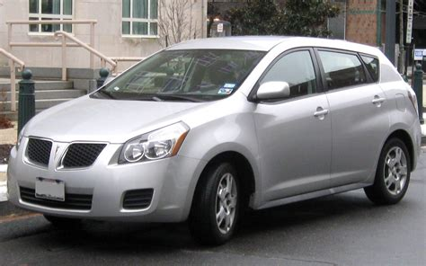2009 Pontiac Vibe Image