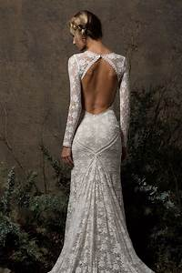 valentina backless lace wedding dress dreamers and lovers With try on wedding dresses at home