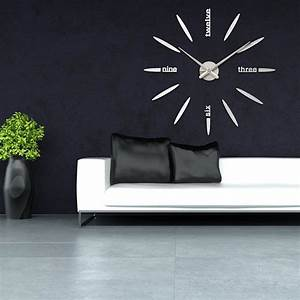 modern wall clock designs to your home decor With unique modern wall clocks ideas for minimalist room