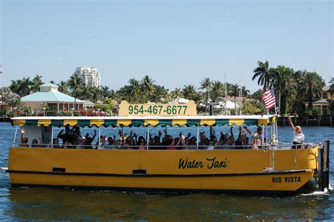 Discount Boat Show Tickets Fort Lauderdale by Discounts For Water Taxi In Fort Lauderdale Fort