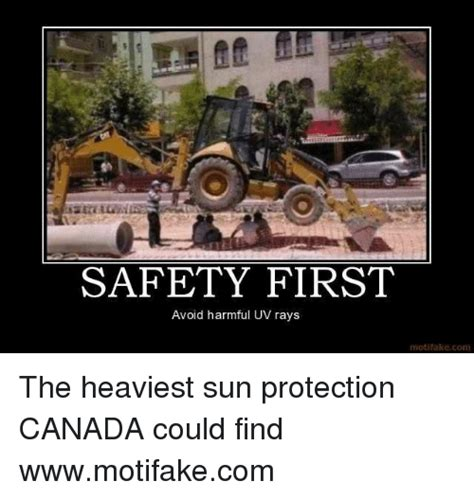 Safety First Avoid Harmful Uv Rays Motifakecom The