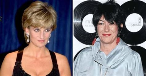 Princess Diana 'bulled, made to cry' by Epstein gal pal ...