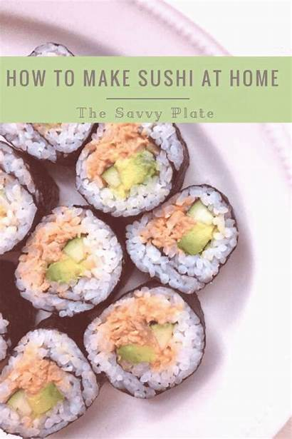 Sushi Simple Recipes Roll Wanted Ever Rolls