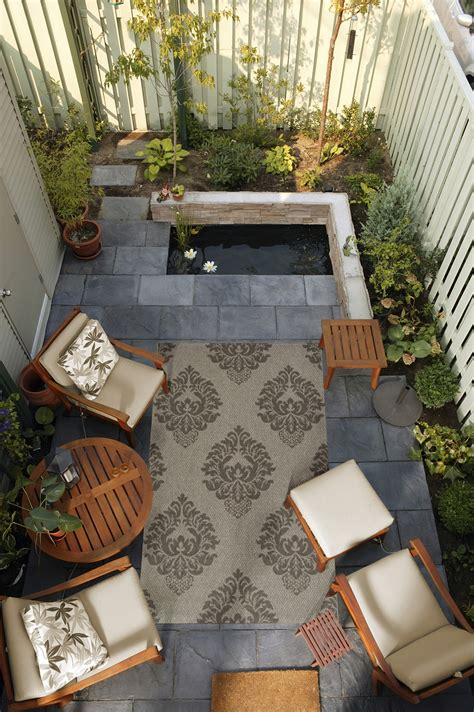 stunning small patio plans  incorporate