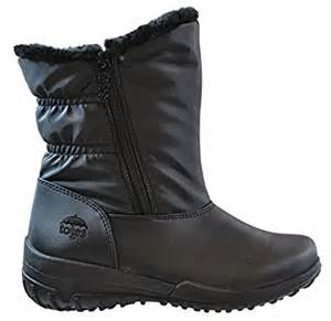womens boots in wide width amazon com totes 39 s january boot available in wide width boots