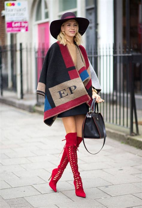Photo Outfit ideas cardigan + red shoes