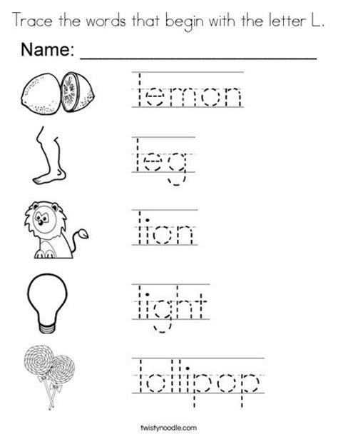 5 letter words that start with a trace the words that begin with the letter l coloring page 20240 | 695b68c7e538fa1bbcbf4aa1b1ffd785