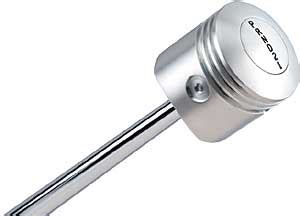 piston shift knob lokar sk 6851 piston shifter knob 3 speed automatic p r n