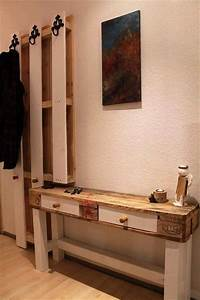 Garderobe Aus Paletten : 20 pallet ideas you can diy for your home 99 pallets ~ Sanjose-hotels-ca.com Haus und Dekorationen