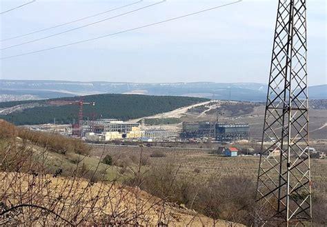 Энергоблокада крыма строительство энергомоста в крыму энергетика республики крым