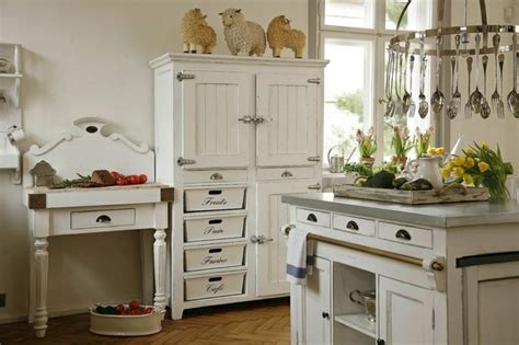 meuble cuisine shabby chic affordable with cuisine shabby chic